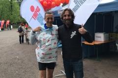 Milano Marathon 2019 per Sport Senza Frontiere ONLUS e JOY SUMMER CAMP